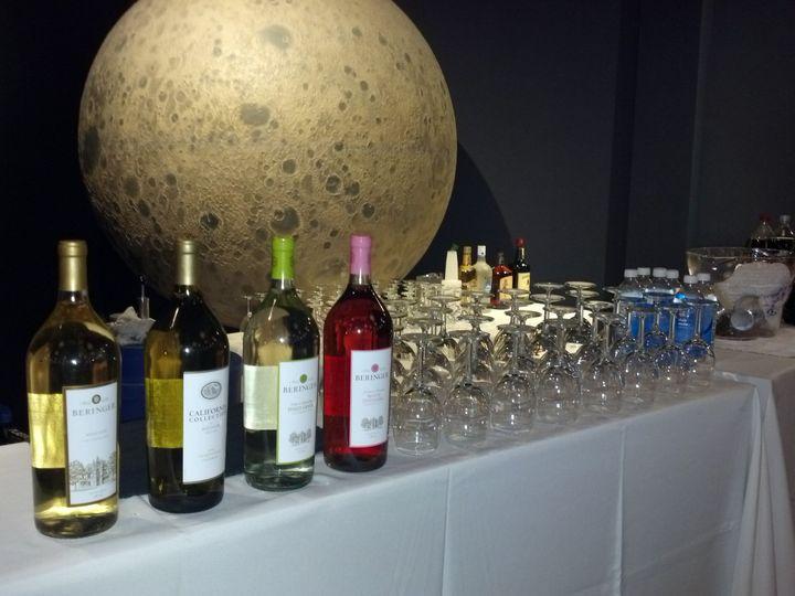 bar at planetariu