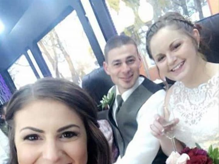 Tmx 1536257937 8ac7a55b17872a4e 1536257936 80809a815ed944ee 1536257932882 3 Wedding 2 Ravenna, Ohio wedding transportation