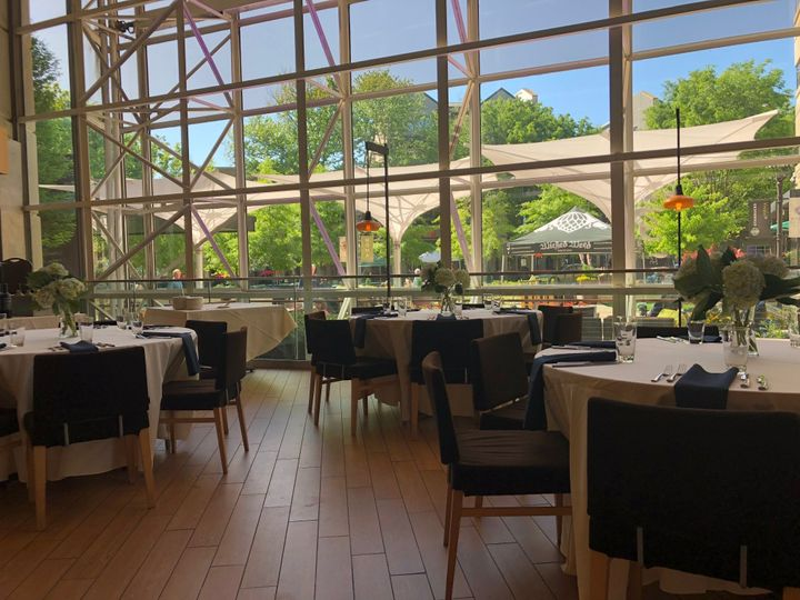 Tmx Atrium Wedding Reception 5 51 187281 159492711625461 Greenville, SC wedding venue