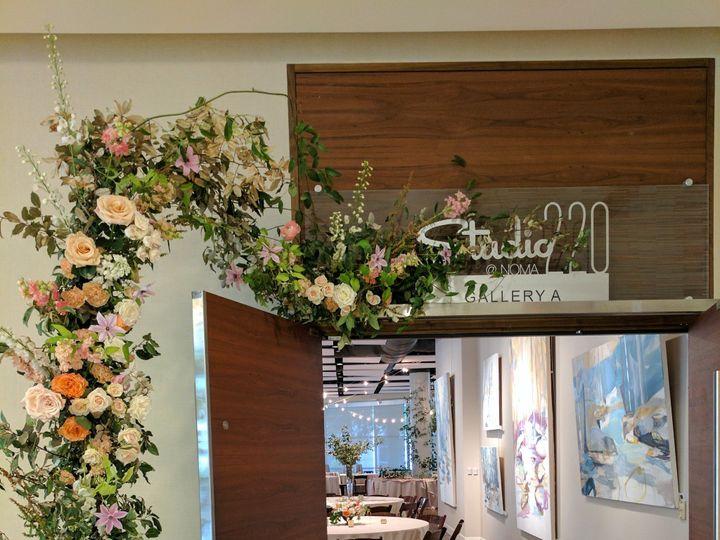 Tmx Entry Flower Arch 51 187281 1572292886 Greenville, SC wedding venue