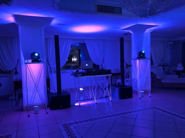 My sound/light system