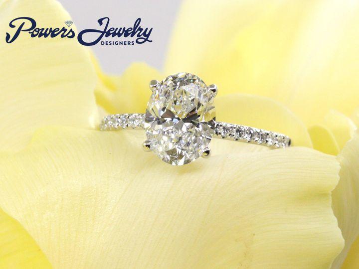 Tmx White Gold Oval 51 338281 159510120692973 Milwaukee, WI wedding jewelry