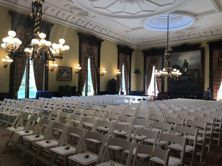 Wedding seating