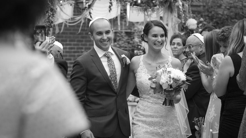 Just Married -Simsbury, CT