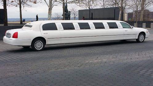 Tmx White Limo 1 14 Passengers 51 1049281 Alexandria, VA wedding transportation