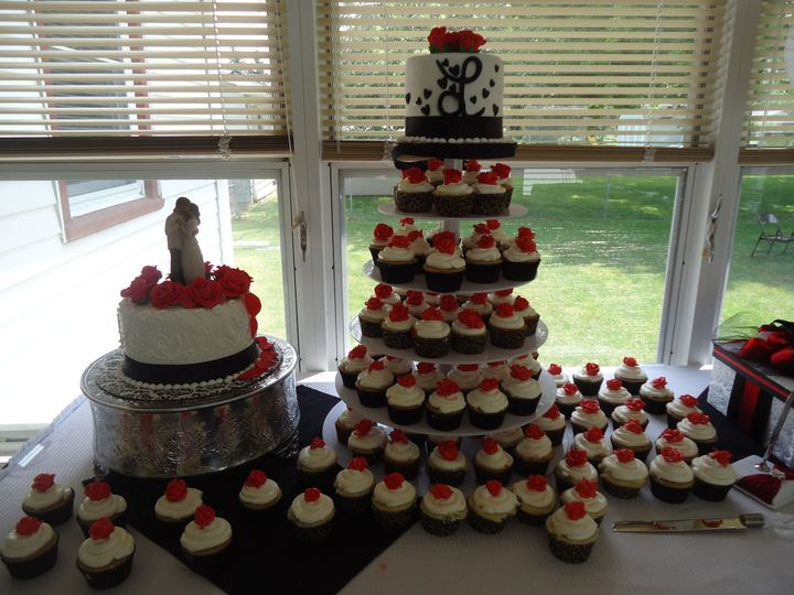 Tmx 1391779274664 Dsc0160 Clio wedding cake