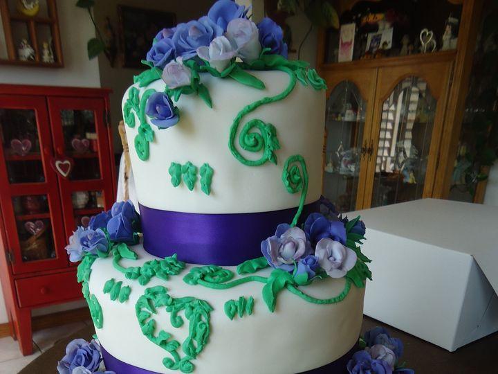 Tmx 1391779383165 Dsc0188 Clio wedding cake