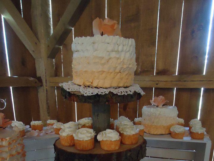 Tmx 1391779551647 Dsc0149 Clio wedding cake
