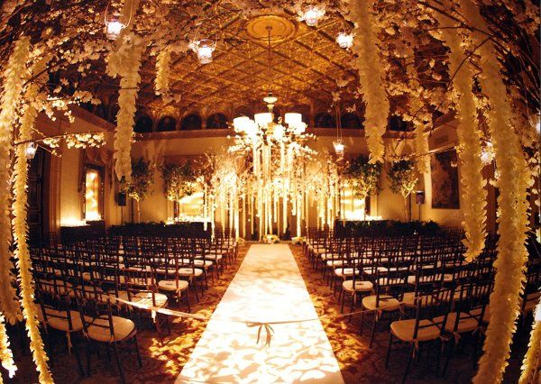 The Breakers Gold Room ceremony
