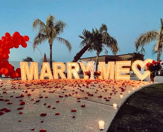A dramatic proposal