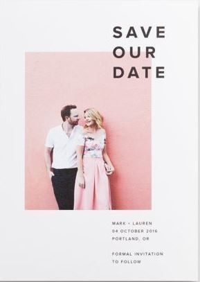Tmx 1486054598062 Saveourdate Denver wedding invitation