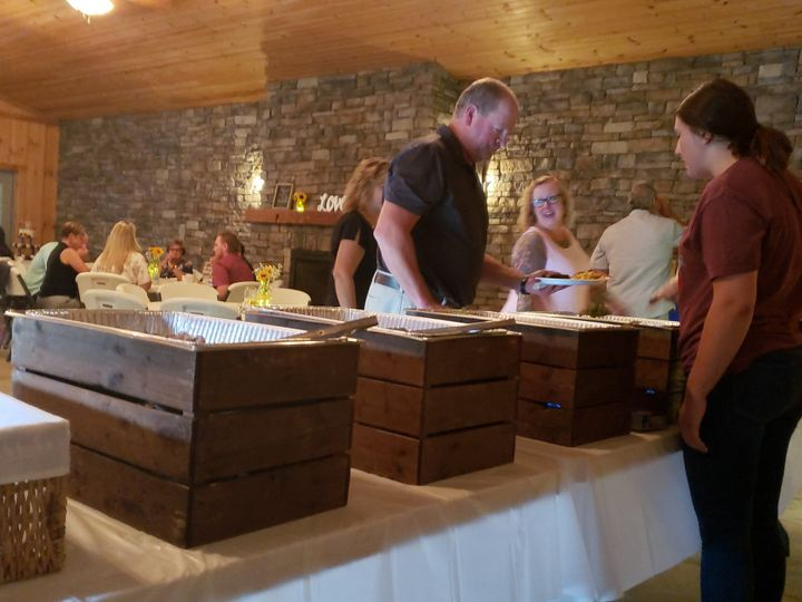 Tmx Wedding Fredericktown Buffet 51 1991381 160383180152858 Mount Vernon, OH wedding catering