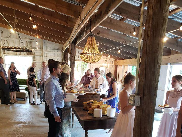 Tmx Wedding Pic Buffet 51 1991381 160383184518940 Mount Vernon, OH wedding catering
