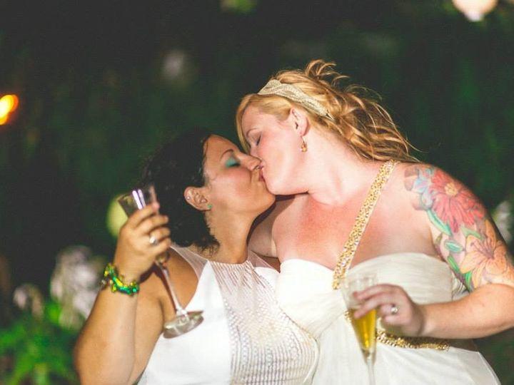 Tmx Wedding Kiss 51 1072381 1560727497 Cleveland, OH wedding officiant