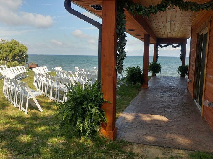 Tmx Wild Waves Beach Pavilian 51 1072381 1560727564 Cleveland, OH wedding officiant