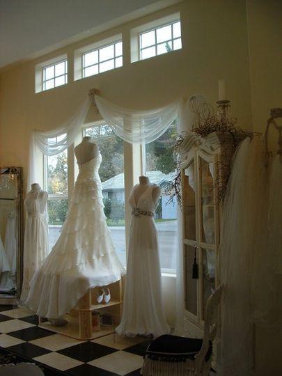 One White Dress