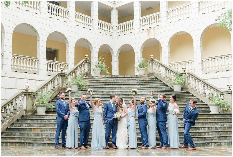 519c59bb6d723315 warrenton virginia wedding photographer elegant dusty blue gar