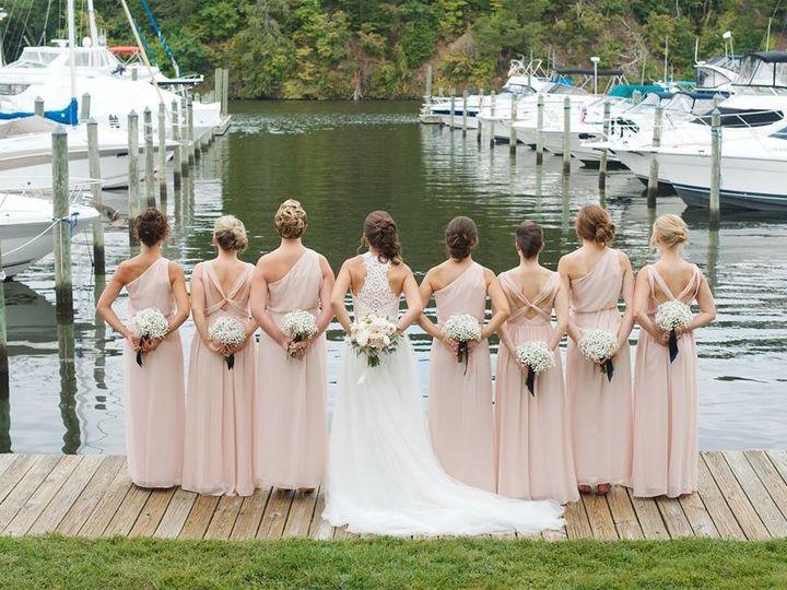 Tmx 1491855530956 Daniel Martins Wedding Haymarket, VA wedding florist