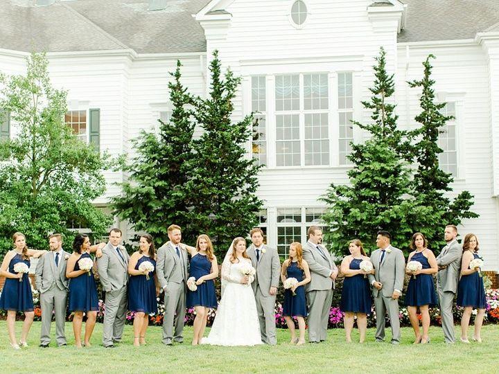 Tmx 1505403476958 Navy And Blush Heritage Hunt Golf And Country Club Haymarket, VA wedding florist