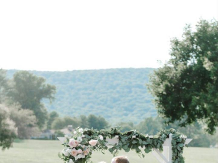 Tmx Ecc Arch Garland White Blush 51 353381 1572445644 Haymarket, VA wedding florist