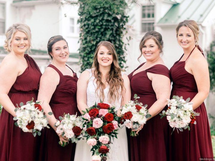 Tmx Julie T30 12253543 51 353381 1572311243 Haymarket, VA wedding florist