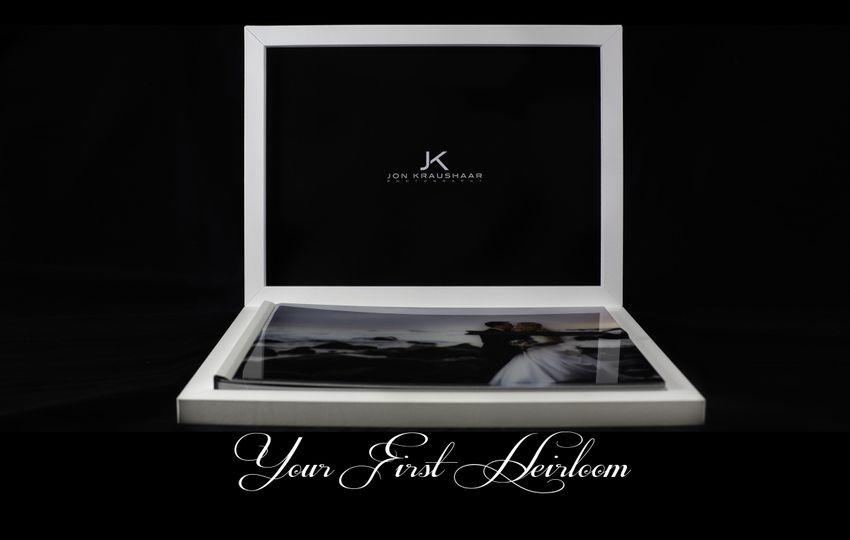 signature series album