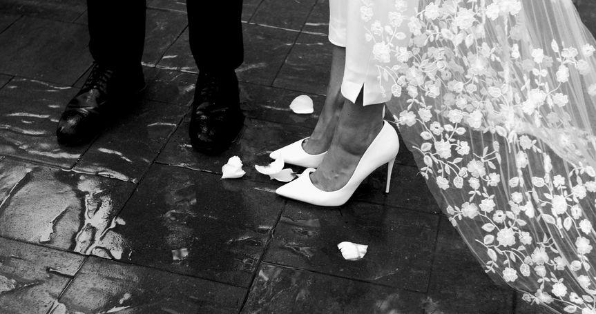 Kaitlynn + Taylor shoes