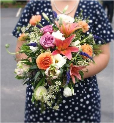 seasonal mix bouquet