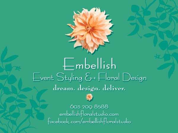 Embellish Event Styling & Floral Design