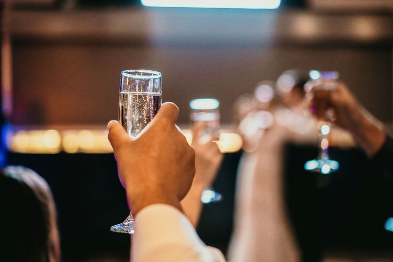 Toasts at Therapy Downtown