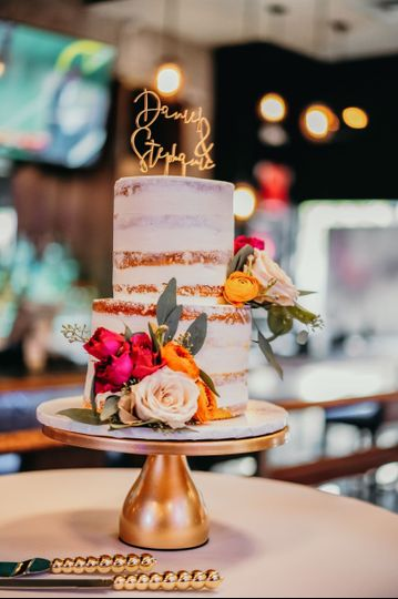 Wedding Cake by Caked LV