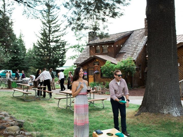 Tmx 1510355998310 Photo Mount Hood Parkdale wedding venue