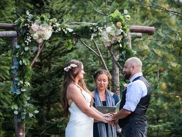 Tmx 1510356152764 Holly  Ryan Mount Hood Parkdale wedding venue