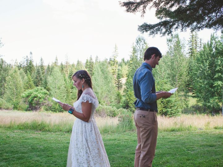 Tmx 1510357453693 Haley  Matt 19 Mount Hood Parkdale wedding venue