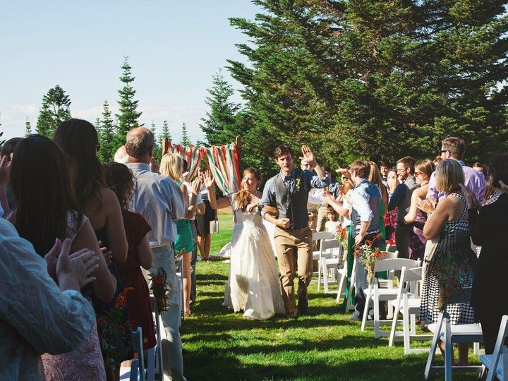 Tmx 1510357534972 Haley  Matt Mount Hood Parkdale wedding venue