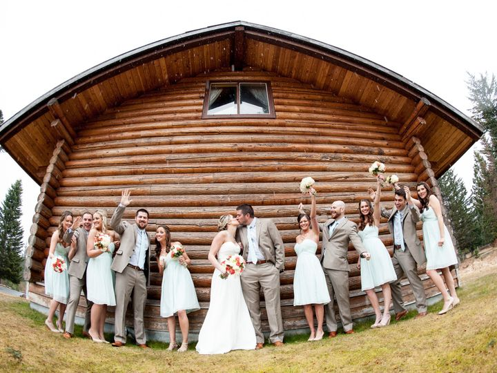 Tmx 1510358085600 Karissa  Mitch  367 Mount Hood Parkdale, OR wedding venue