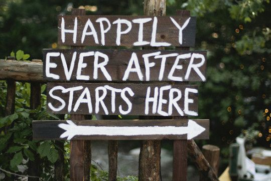weddings happily ever after