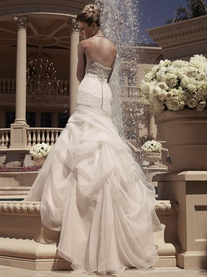800x800 1367077357356 casablanca2107bridalgownsweddingdressestrunkshow