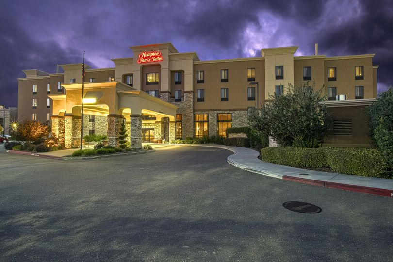 Our Beautiful Hampton Inn & Suites