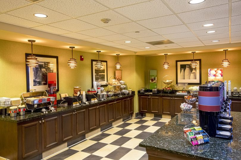 The Delicious Breakfast Buffet area Served Every Morning from 6:00 am - 10:00 am included in every...