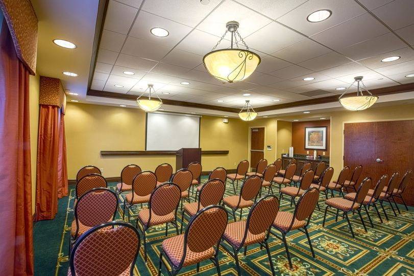 Flexible Meeting Room that can Accommodate up to 45 Attendees