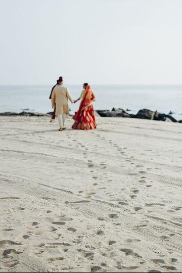 Gujarati Wedding Paalit/Pia