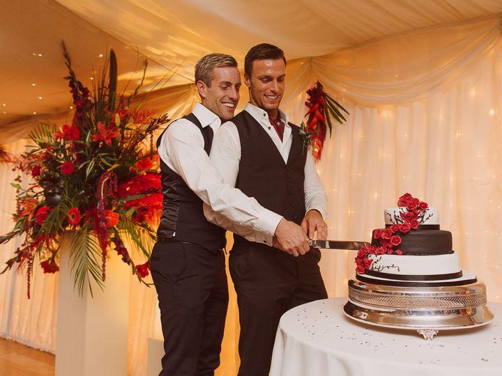 Tmx 1503708986894 Gay Wedding Cutting Cake Winchester wedding videography