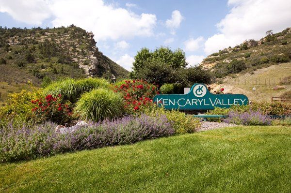 Entrance to Ken Caryl Valley