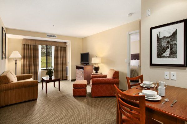 King Studio Suite in the Homewood Suites by Hilton, Littleton