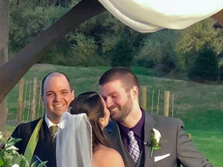 Tmx Matt Michelle Wedding 3 51 960481 1569724799 Brick, NJ wedding officiant