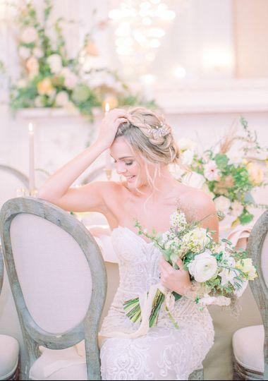 Bride Hair & Makeup