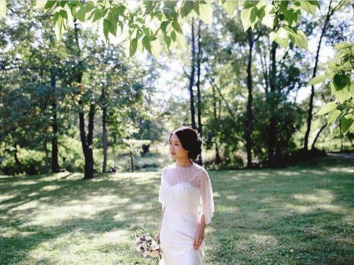 Tmx 1515462779 E8bacbaf22fad996 1515462778 03c866d797dfec87 1515462778236 14 FullSizeRender Whitestone, New York wedding beauty