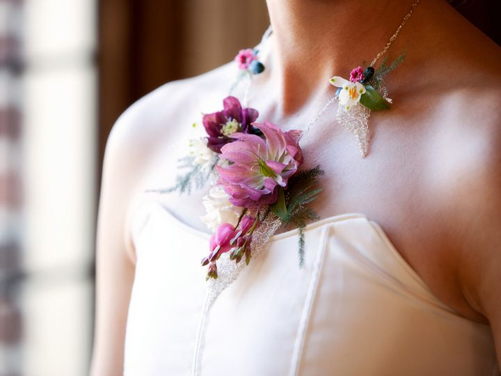 Tmx 1442519452142 Floral Necklace Langley, WA wedding florist