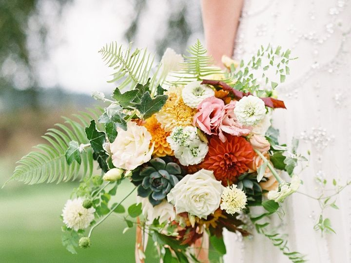 Tmx 1457717212546 Bridal Bouquet By Vases Wild Image By Omalley Phot Langley, WA wedding florist